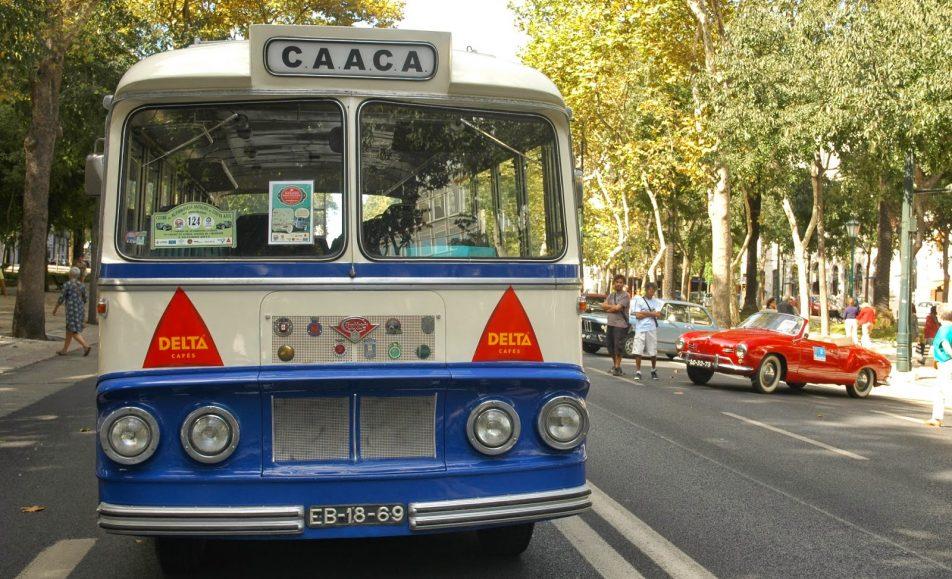 """Parada na """"Avenida da Liberdade"""", Lisboa"""