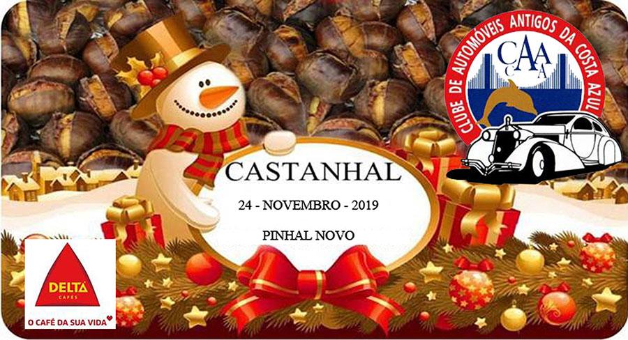 """Passeio do """"CASTANHAL"""", Pinhal Novo"""